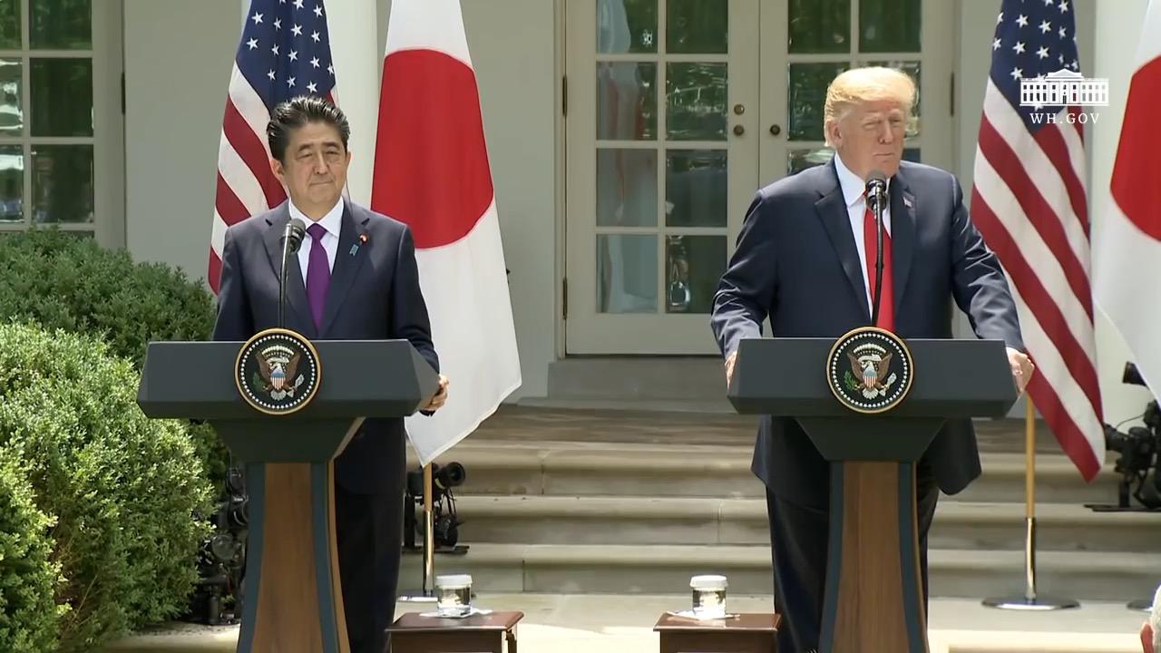 "President Trump On North Korea: ""I'll Solve It"""