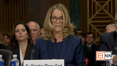 """Christine Blasey Ford: """"I Was Pushed On The Bed And Brett Got On Top Of Me"""""""