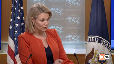 Heather Nauert: Money For Palestinian Hospitals Went To Terrorist Families