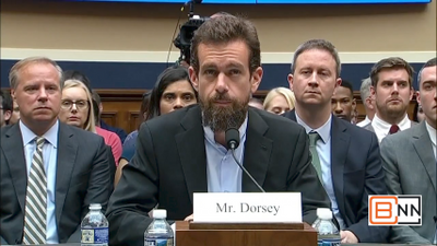 Jack Dorsey Admits Algorithm Issues To Congress