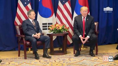 President Trump Talks About New NOKO Summit, Agreements And Ten Trillion Dollars
