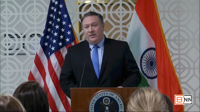 Secretary of State Pompeo Talks About India-Pakistan Meetings