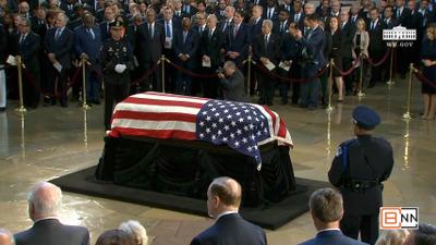 Senator John McCain: Honoring An American Patriot Who Served A Greater Cause