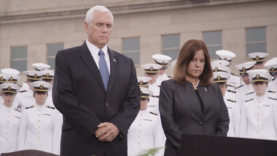 Vice President Pence At Pentagon 9/11 Memorial: Heroes Give Us Hope