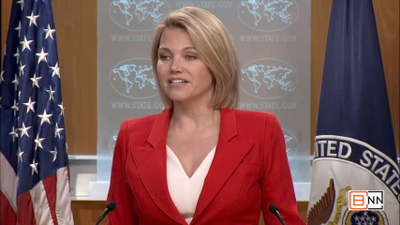 Watch Heather Nauert Answer Whether North Korea Human Rights Issues Matter Now