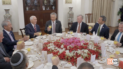 Vice President Pence Attends ASEAN Summit In Singapore