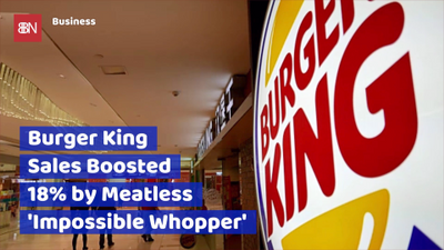 Burger King Going Meatless Raises Interest