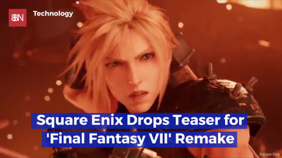 'Final Fantasy 7' Is Getting A Remake