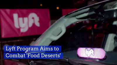 Lyft Is Helping People Reach Affordable Foods