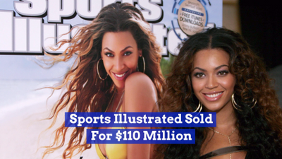 Sports Illustrated Has Been Sold Off