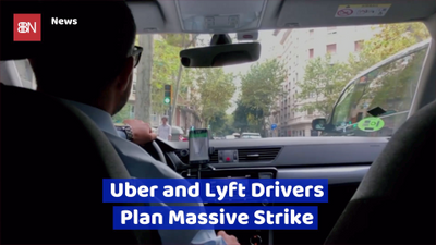 Uber And Lyft Face Dilemma Over Driver Strike