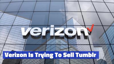 Verizon Media Group Is Shedding 'Tumblr'