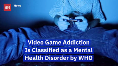 Video Game Addiction Is A Real Thing