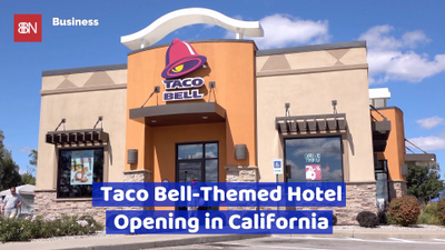You Can Stay At The Hotel California Taco Belll
