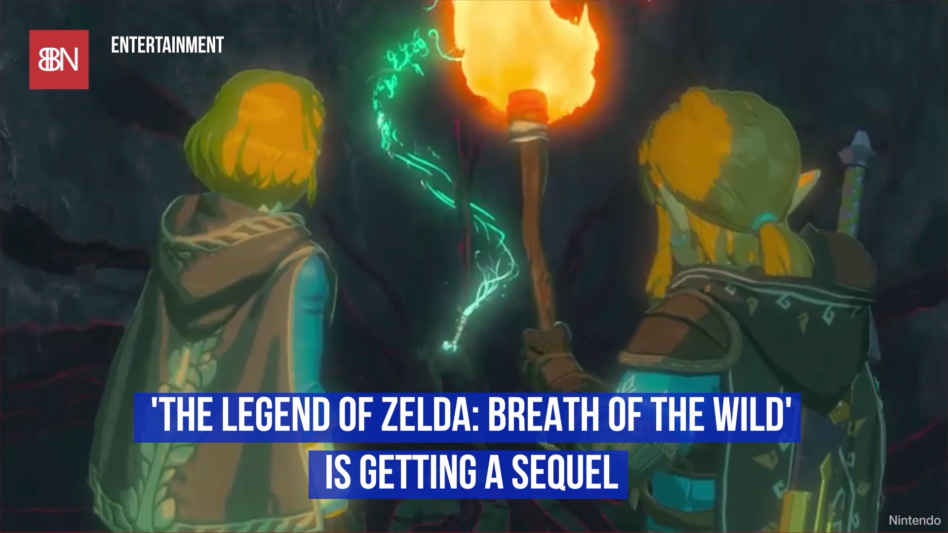 A New Legend Of Zelda Game Is On The Way