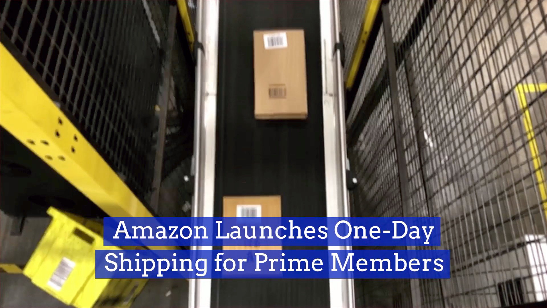 Amazon Is Pushing To Get Packages Delivered Even Faster