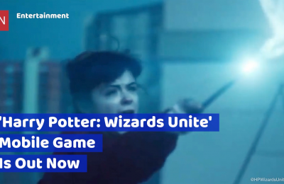 Check Out The New Harry Potter Mobile Game