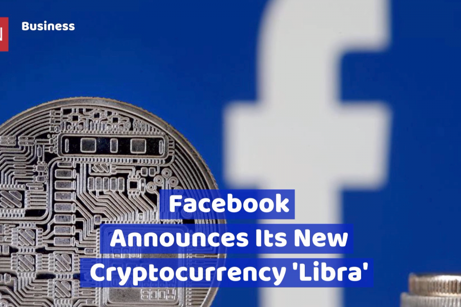 Facebook Announces 'Libra'