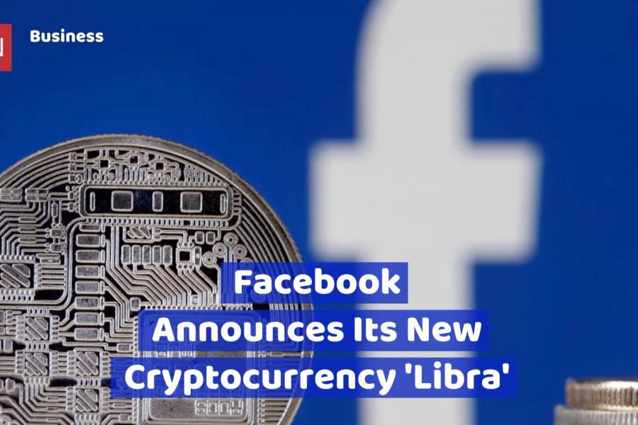 Facebook Announces 'Libra'