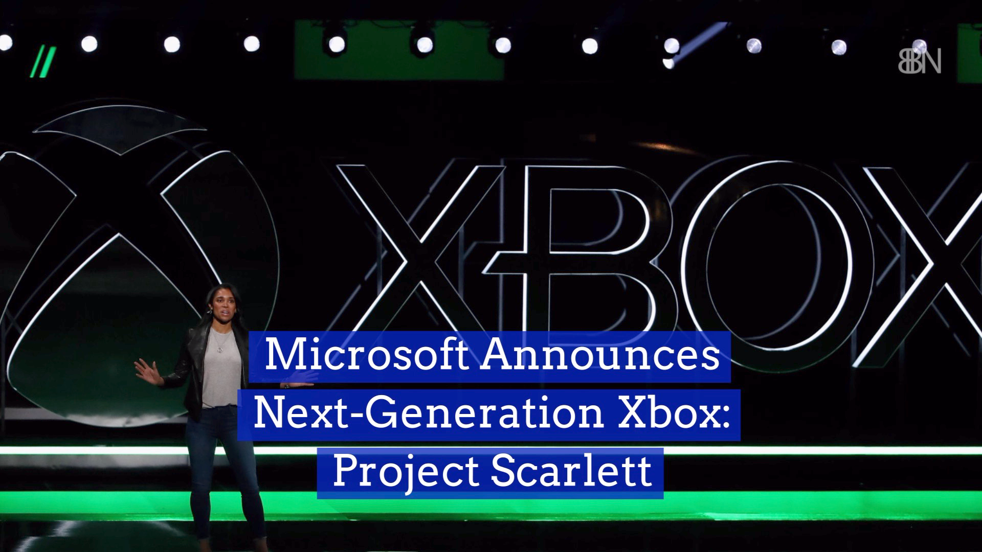 Microsoft Unveils Their Next Generation Powerful Console
