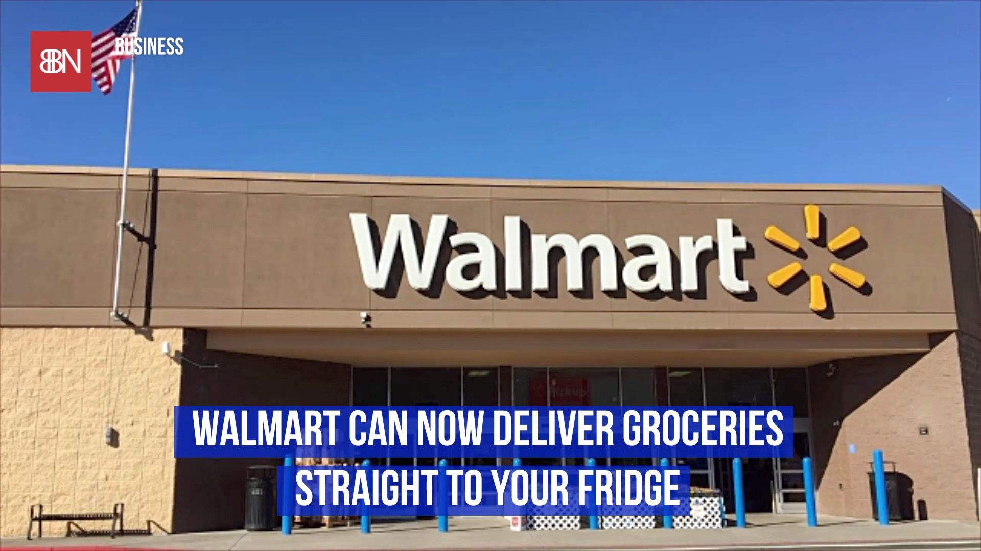 Walmart Will Stock Your Fridge For You
