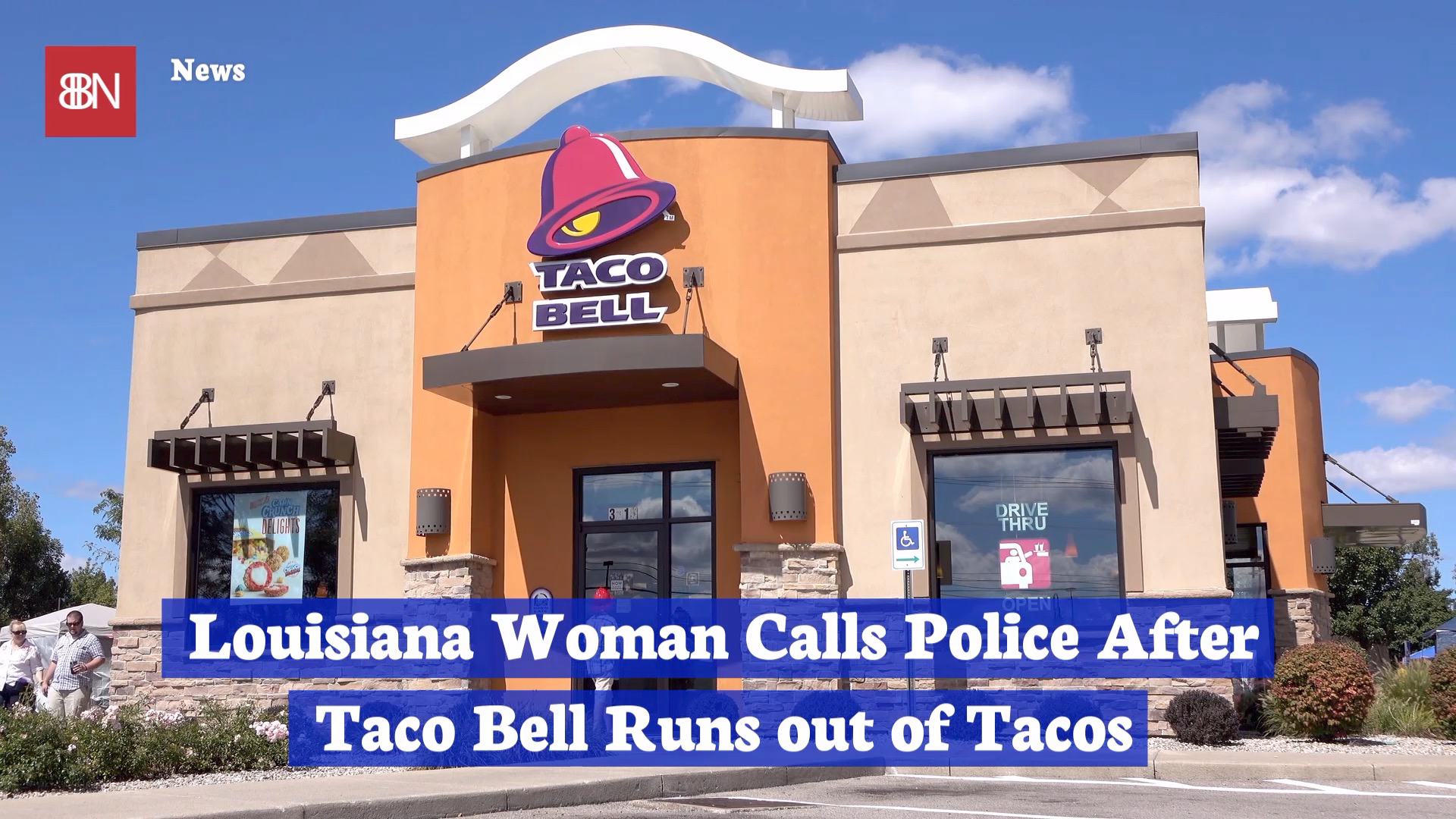 Watch Out For The Taco Police