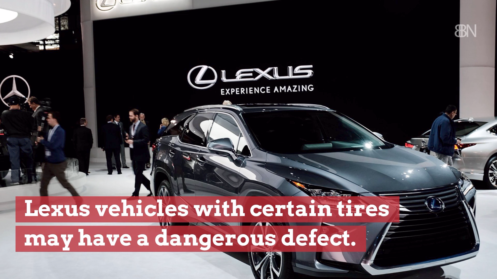 Beware: Your Lexus Vehicle Could Have A Serious Defect