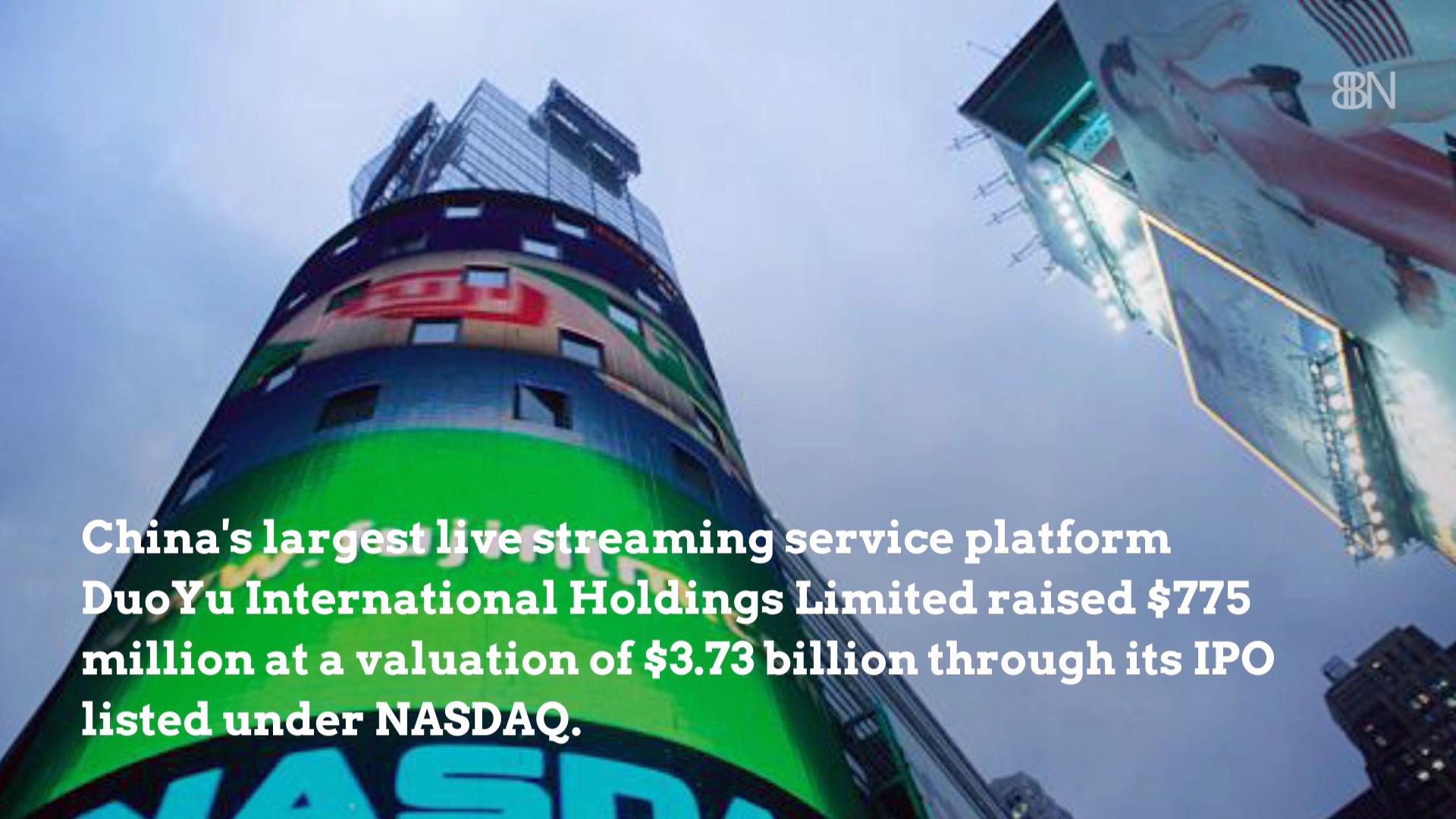 DuoYu Live Streaming Raised Hundreds Of Millions During IPO