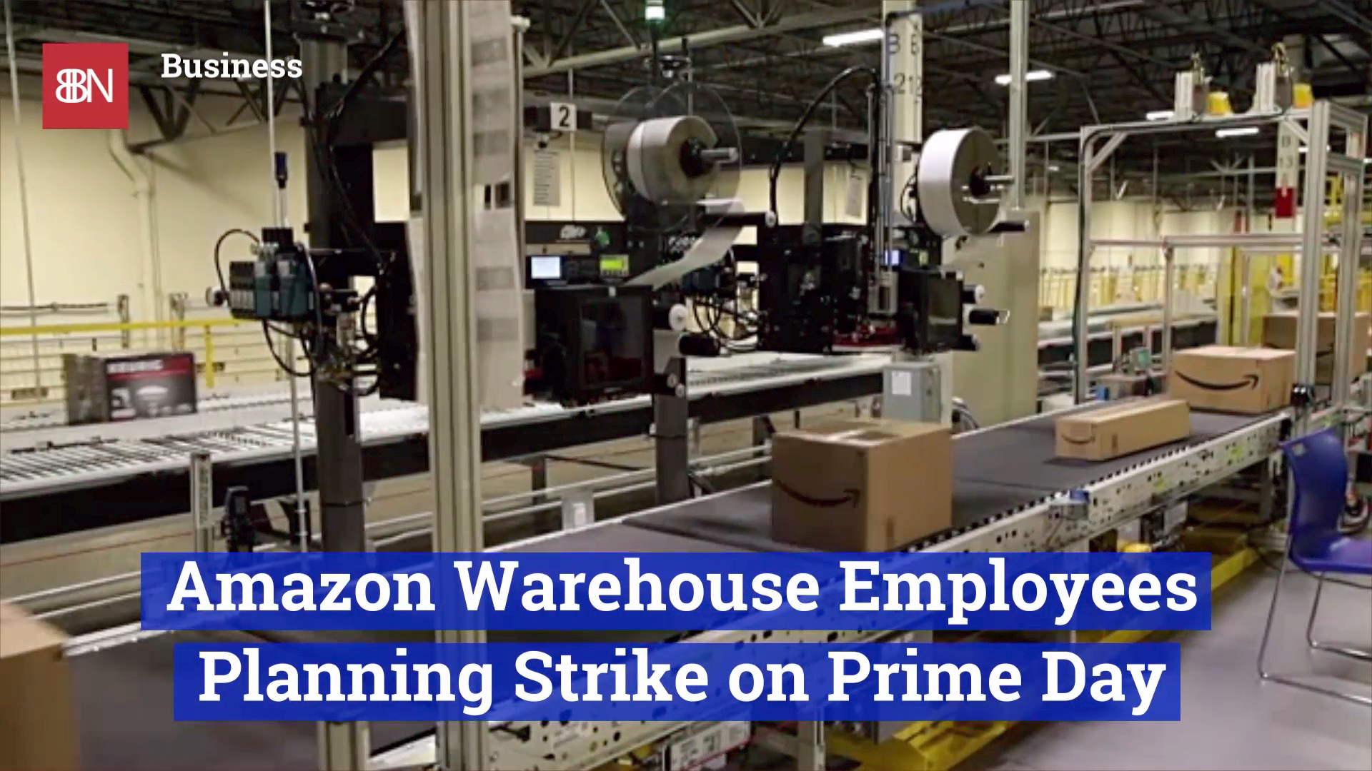 Prime Day Might Also Be Strike Day