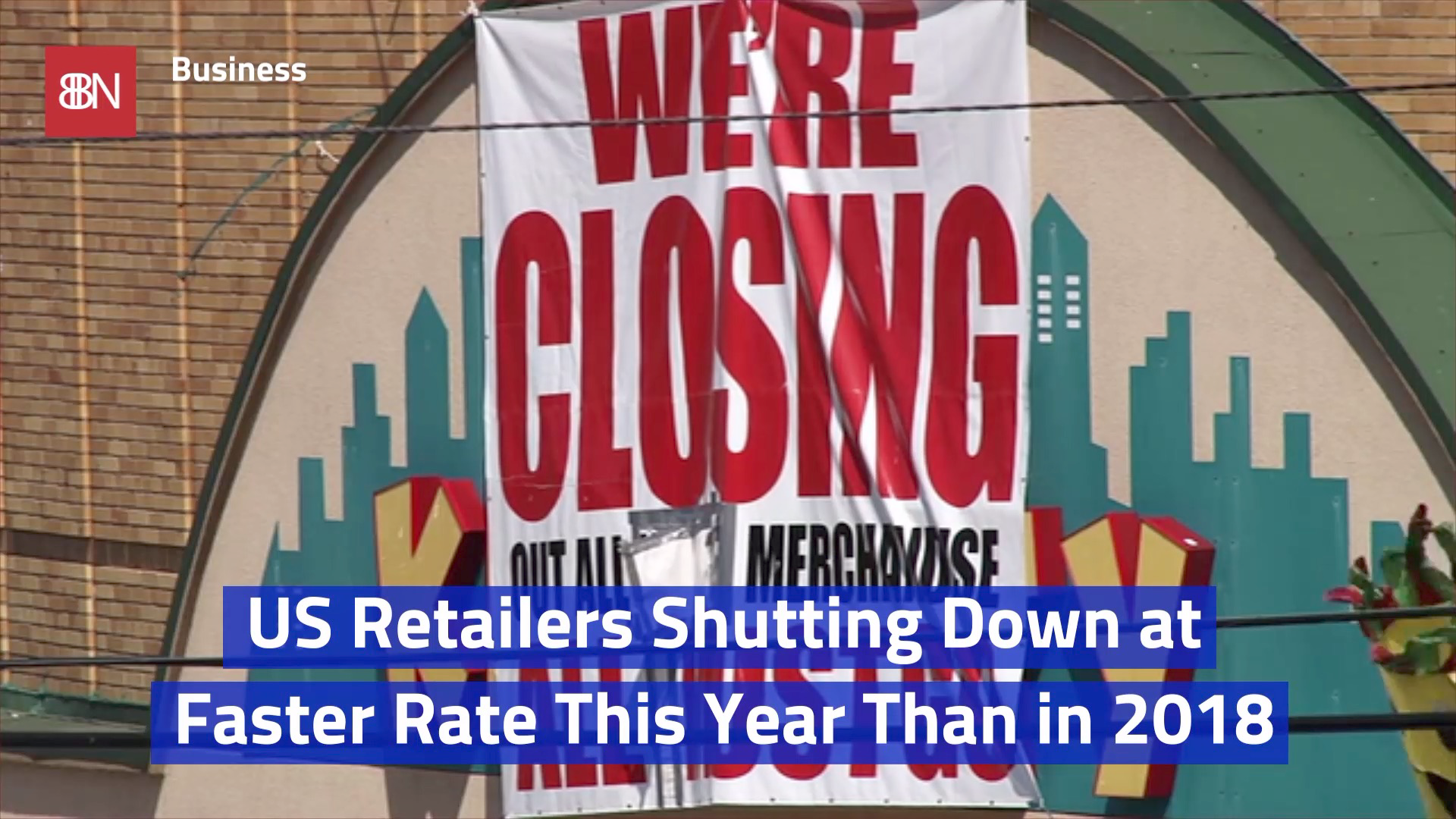US Retailers Are Still Dying