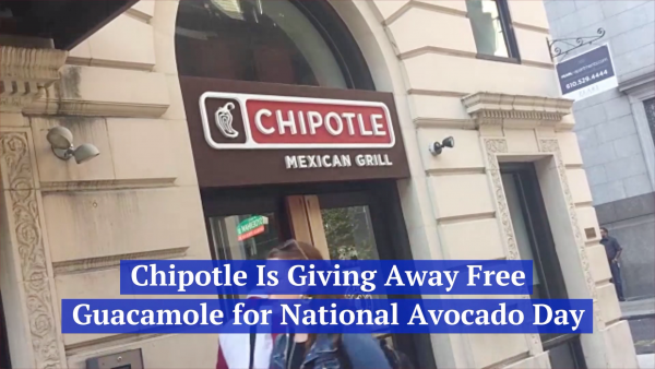 Grab Your Free Guac From Chipotle