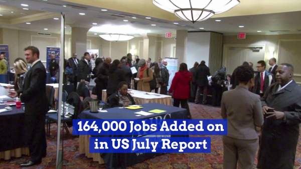 The American Jobs Report For July 2019
