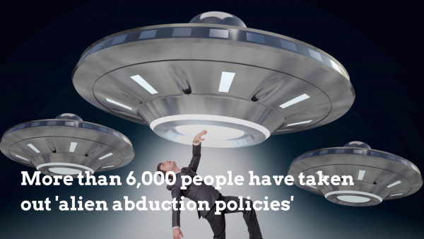 We All Need Alien Abduction Coverage