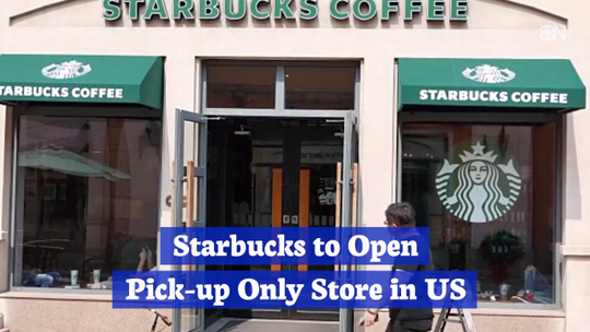 Pickup Your Starbucks