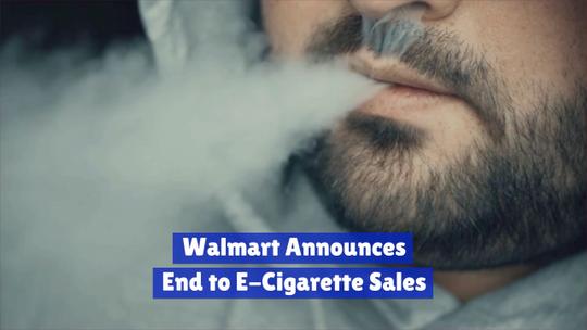 Walmart And Vaping Sales