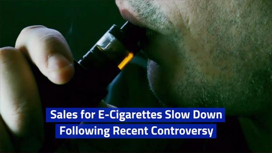 E-Cigarettes Are Taking A Hit