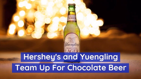 Hershey's And Yuengling Want You To Try Chocolate Beer