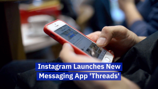 Instagrams New 'Threads'