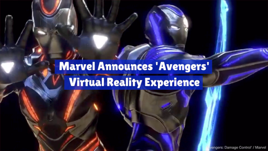 Marvel Studios Releases A New VR Experience