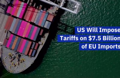 The Latest Tariffs On EU Imports