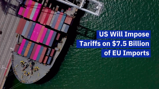 The Latest Tariffs On EU Imports