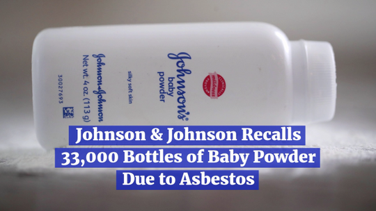 Don't Use This Baby Powder