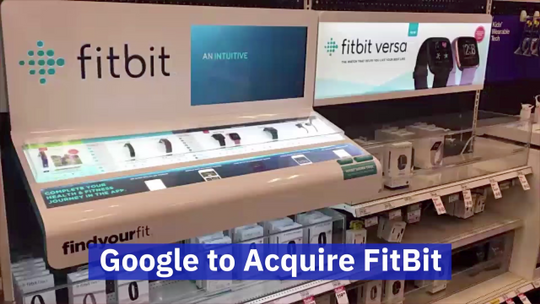 Google Purchases FitBit