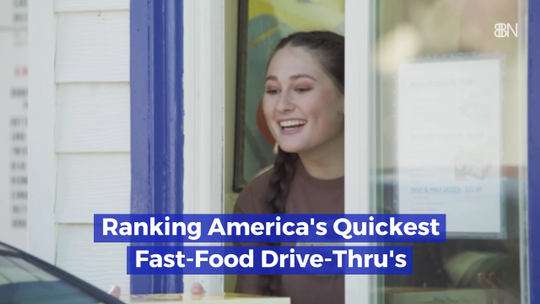 The Best Fast Food Drive Thru
