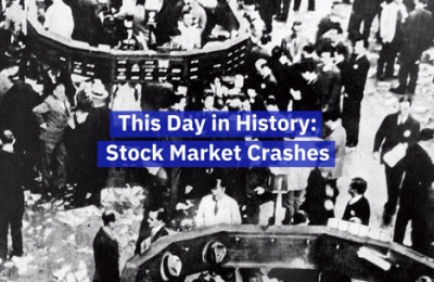 The Famous Stock Market Crash