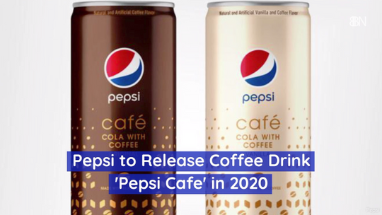 Pepsi Gets Into Coffee