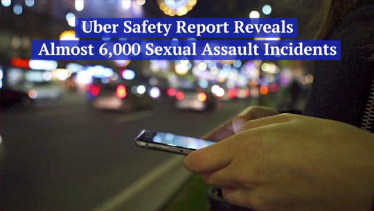 Uber's Sexual Assault Issue