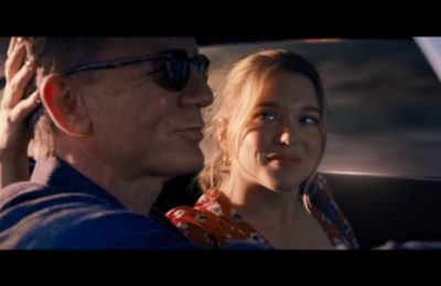 Daniel Craig, Léa Seydoux In 'No Time To Die' New Trailer