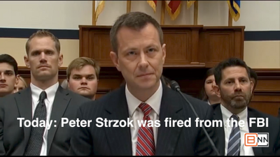 Peter Strzok Is Fired And Here's Why