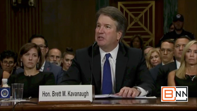 """Kavanaugh Career: """"No One Ever Accused Me Of Any Kind Of Sexual Misconduct"""